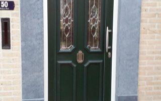 Natuurstenen raam- of deuromlijsting